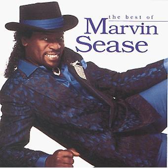 Marvin Sease - bästa av Marvin Sease [CD] USA import