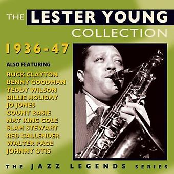 Lester Young - Lester Young samling 1936-47 [CD] USA import