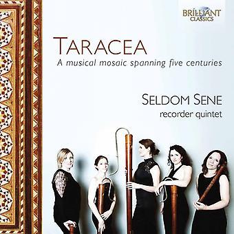 Sällan Sene - Taracea-en mosaik av geniala [CD] USA import