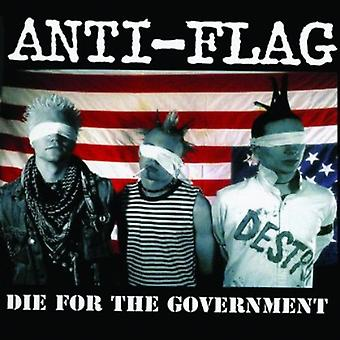 Anti-Flag-Die d'importation USA gouvernement [CD]