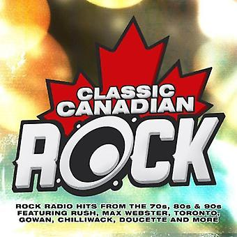 Klassiske canadiske Rock - klassiske canadiske Rock [CD] USA importerer