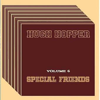 Hugh Hopper - særlige venner 6 [CD] USA import