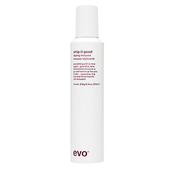 Evo Whip It buon Styling Mousse
