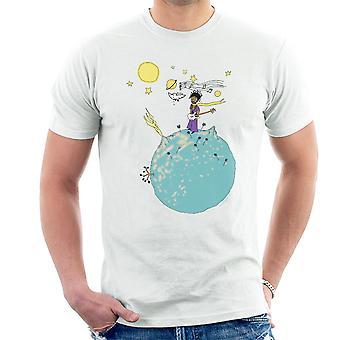T-shirt dos homens do la Petit Prince tributo