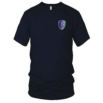 US Navy DD-779 USS Douglas H Fox Embroidered Patch - Mens T Shirt
