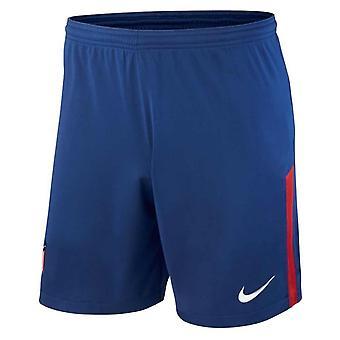 2017-2018 Atletico Madrid Accueil Football Nike Shorts (enfant)