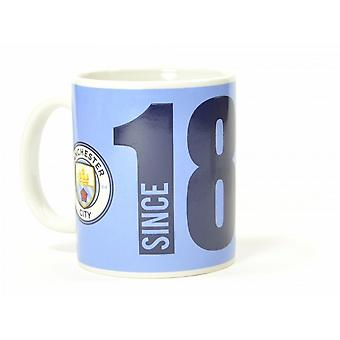 Manchester City FC Official Since 1894 Mug