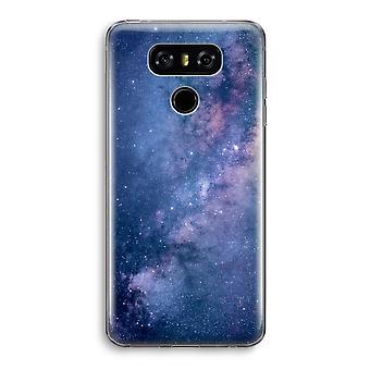 LG G6 Transparent Case - Nebula