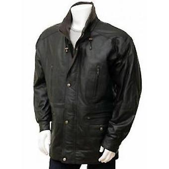 Mitchell Mens Leather Jacket