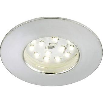 Briloner 7231-019 LED recessed light 5.5 W Warm white Aluminium