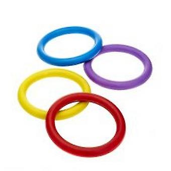 Classic Rubber Ring Dog Toy