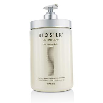 BioSilk Silk Therapy Conditioning Balm 739ml / 25oz