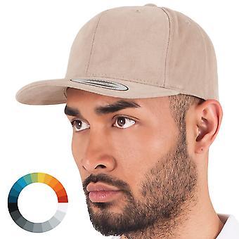 Flexfit Brushed Cotton Twill Mid-Profile Cap
