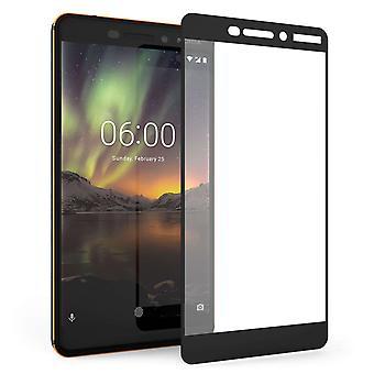Nokia 6 (2018)-Glas-Display-Schutz