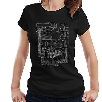 Apple I Computer Schematic Women's T-Shirt