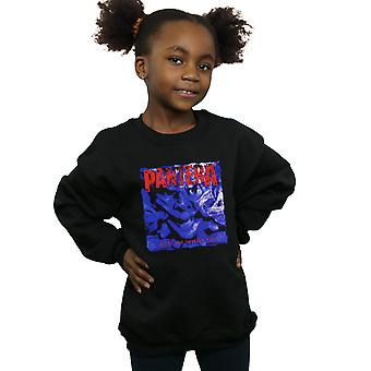 Pantera Girls Alive And Hostile Sweatshirt