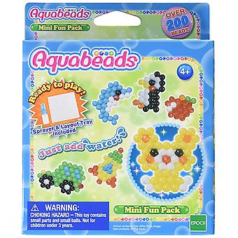 Aqua beads mini fun pack