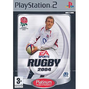 Rugby 2004 Platinum (PS2)