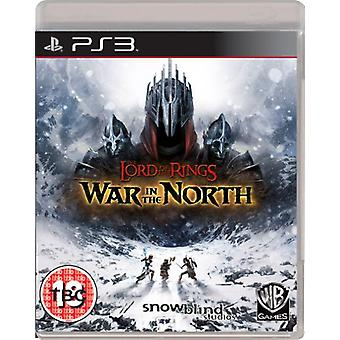Herren ringar krig i norr (PS3)