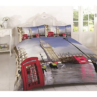London Multi Quilt påslakan sängkläder