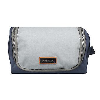 Bruno banani washbag туалетные мешок косметический мешок синий/серый 4274