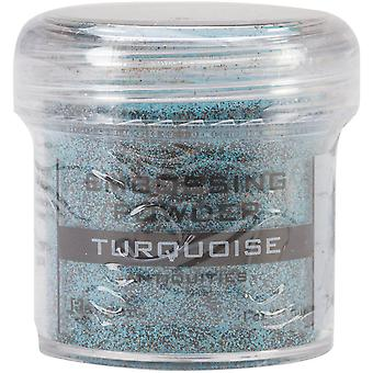 Embossing Powder-Turquoise