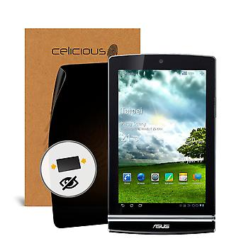 Celicious Privacy 2-Way Anti-Spy Filter Screen Protector Film Compatible with Asus Eee Pad MeMO 171