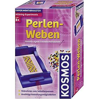 Science kit Kosmos Mitbring-Experimente Perlen Weben 657185 8 years and over