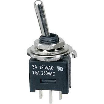 SCI MTE102A1 interruptor 250 V AC 3 A 1 x en/en la PC de cierre 1