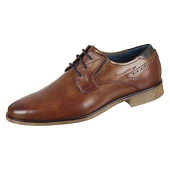 Bugatti Nicolo Cognac 3112510111006300 ellegant mannen schoenen