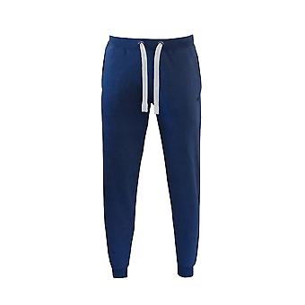 Cuffed Sweatpant - Mid Blue