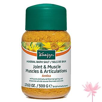 Kneipp, Joint & Muscle Bath Salts, 500g