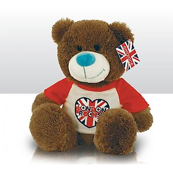 Union Jack Wear London Rocks Union Jack Teddy Bear