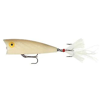 Rebel Magnum Pop-R 1/2 oz Fishing Lure - Bone
