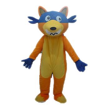 Maskottchen SPOTSOUND Swiper Fox in Dora the Explorer