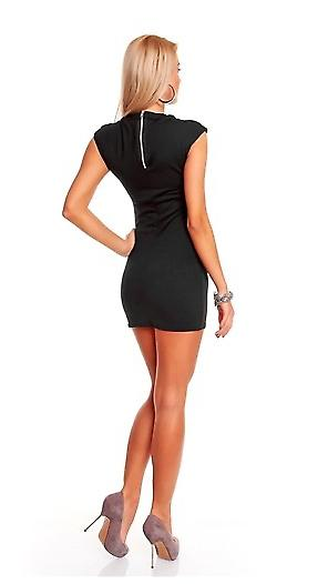Waooh - Fashion - open neck dress