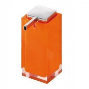 Dispensador de jabón grande de arco iris naranja RA80 67
