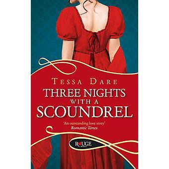 Drei Nächte mit einem Schurken - ein Rouge Regency Romance von Tessa Dare