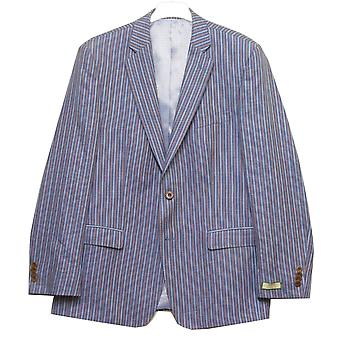 Magee Blazer NT2517E/53430 Blue With Pink