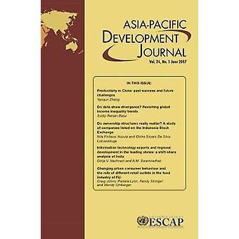 Asia-Pacific Development Journal - Volume 24 - numéro 1er juin 2017-