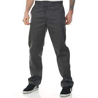 Dickies Charcoal grå ursprungliga Workpants