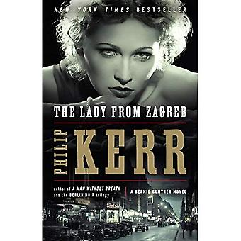 The Lady from Zagreb (Bernie Gunther)