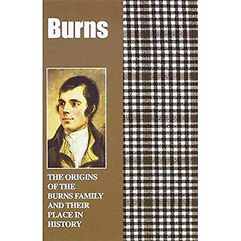 Burns: The Origins of the Burns Family and Their Place in History (Scottish Clan Mini-book)