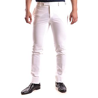 Ralph Lauren White Cotton Pants