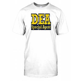 DEA Special Agent - Funny Mens T Shirt