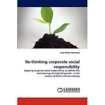 إعادة النظر في المسؤولية الاجتماعية للشركات بميت سرينسين لين آند