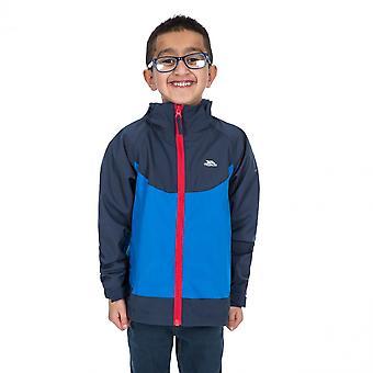 Trespass meninos Vagner TP75 respirável andando casaco impermeável