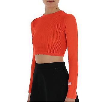 Adidas rot Baumwoll Sweater