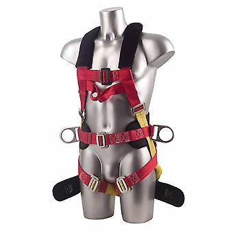 Portwest - 3 Point Harness Comfort Plus Red Regular