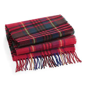 Classic Check Tartan Scarf Mens Womens Available in Various Colours